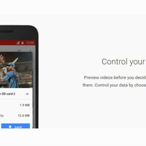YouTube Go reportedly no longer in Beta, available for download on PlayStore