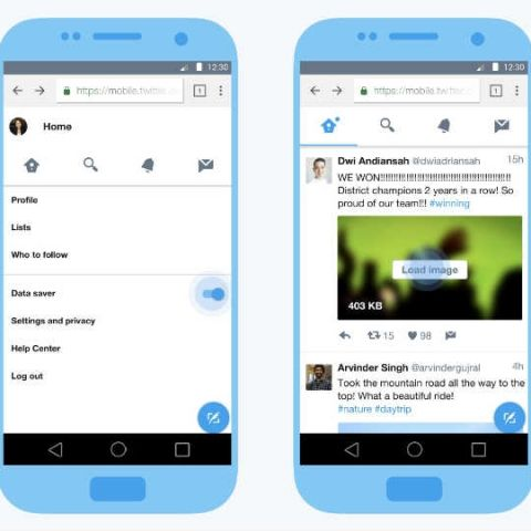 Twitter Lite announced as a mobile web app in collaboration with Google