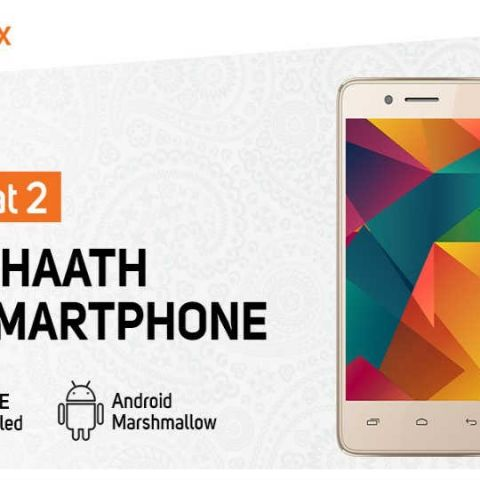 3eb7bd5f3 Vodafone partners with Micromax to launch Bharat 2 Ultra 4G smartphone at Rs  999 with minimum recharge requirement of Rs 150 per month