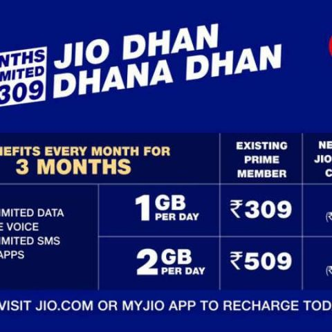 Reliance Jio's 'Dhan Dhana Dhan' offer criticised by Bharti Airtel for being similar to Summer Surprise Offer