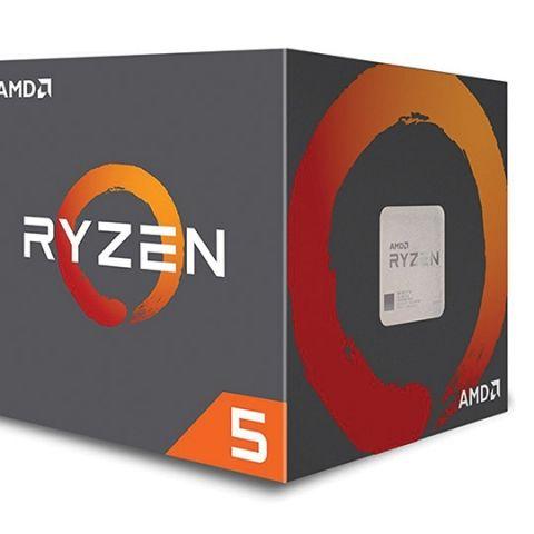 AMD launches new Ryzen 5 desktop processors