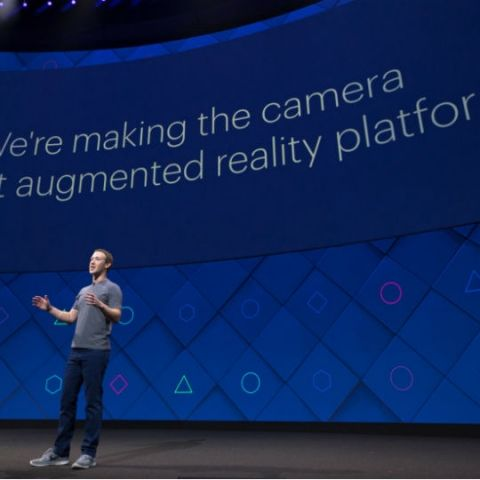 Everything announced by Facebook at F8: AR camera platform, Spaces VR app, group chat bots, Instagram Offline and more