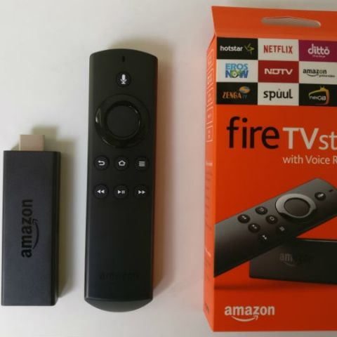 Amazon Fire TV Stick in India: First Impressions