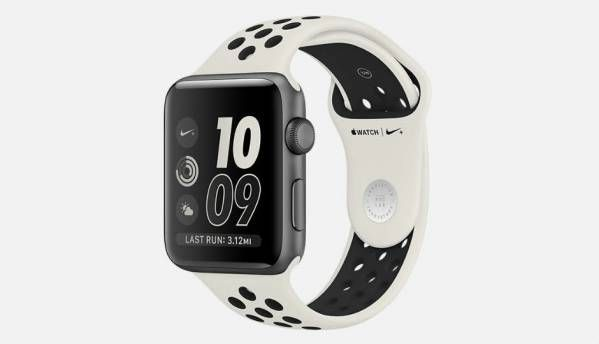 Apple Watch NikeLab with limited edition light bone/black band launched