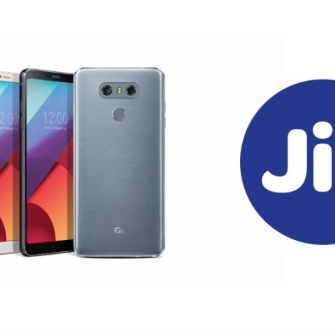 Reliance Jio users will get 100GB free 4G data on purchase of LG G6 in India. Offers detailed inside