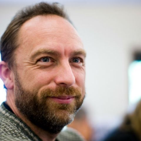 Wikipedia Co-Founder Jimmy Wales launches Wikitribune website to fight fake news