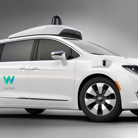 Intel partners with Alphabet's self-driving car unit Waymo to build fully autonomous cars