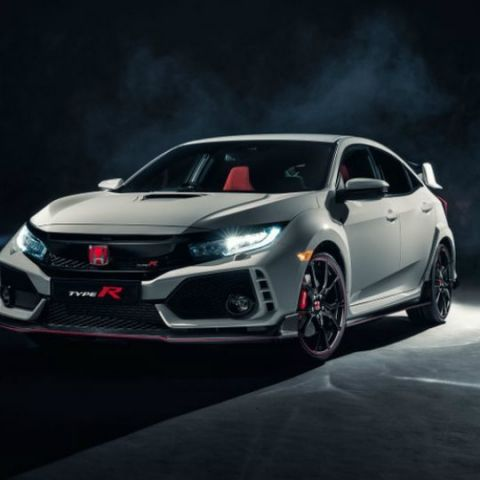 New Honda Civic Type-R sets fastest lap record in Nurburgring for front-wheel drive cars