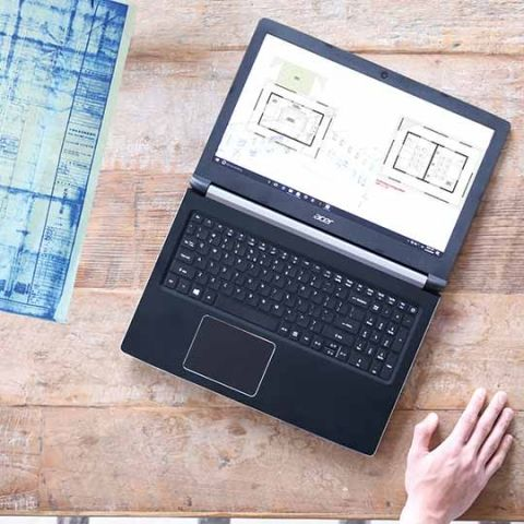 Acer revealed their new Aspire notebook line for 2017 at next@acer