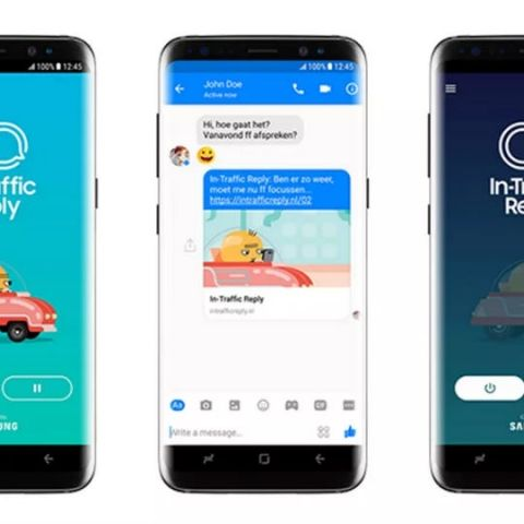 Samsung's new In-Traffic Reply app aims to resolve distracted driving
