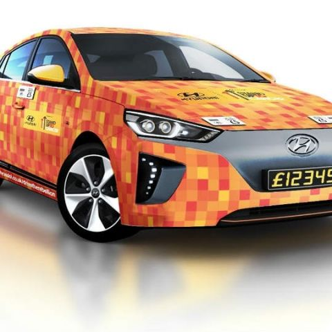 Hyundai introduces 'contactless car' with NFC payment points for charity contributions