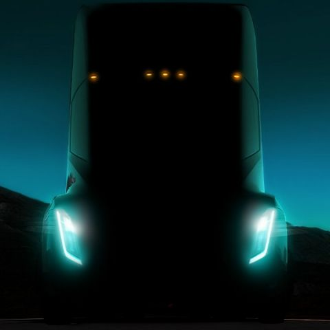 Tesla electric semi-truck teased by Elon Musk, may launch later this year