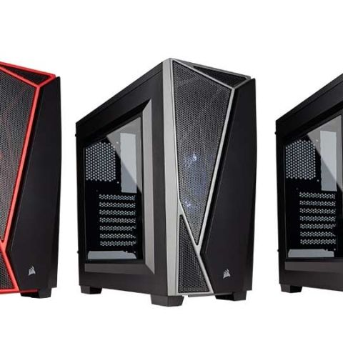 Corsair launches new Carbide Series SPEC-04 mid-tower  case