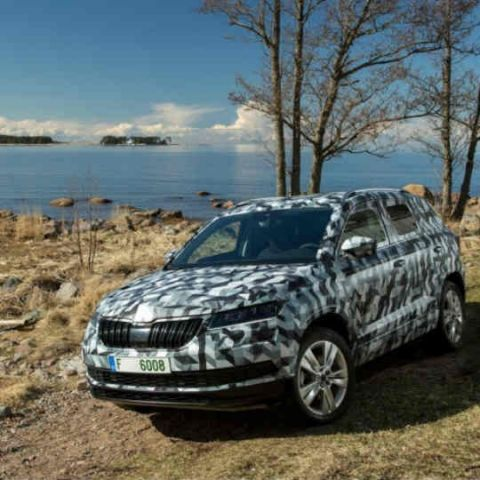 A look at the entire array of technology in the upcoming Skoda Karoq