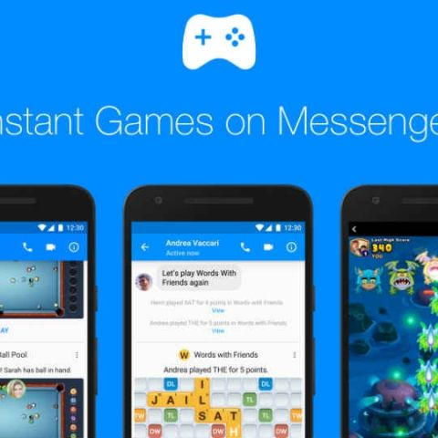 Facebook Messenger's Instant Games rolling out worldwide for Android, iOS from today
