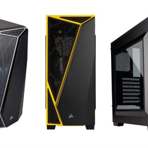 Corsair Carbide Series SPEC-04 mid-tower gaming case launched in India