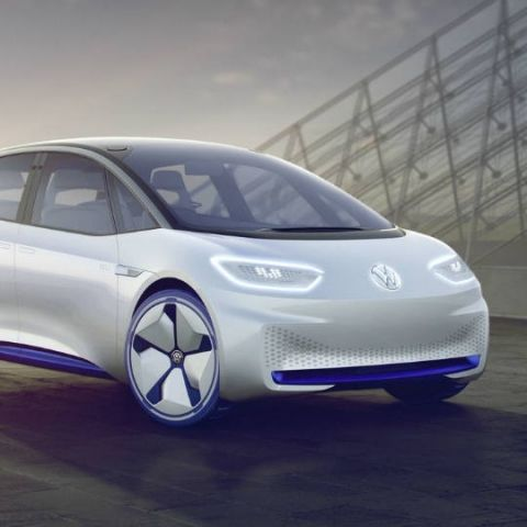 Volkswagen aims to sell 1 million electric vehicles, rival Tesla