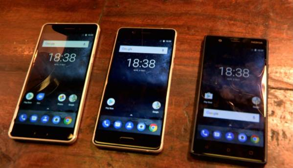 Nokia 8 Sirocco, Nokia 6 and Nokia 5 reportedly getting December Android Security update