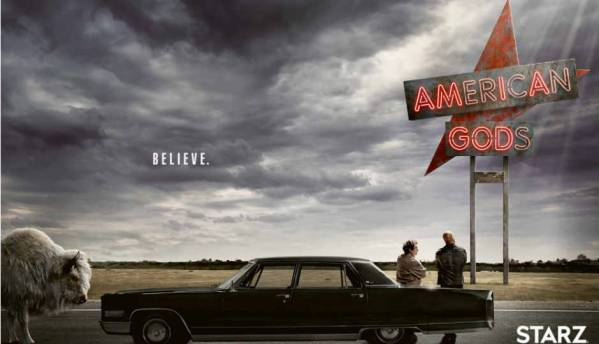 American Gods is nothing like anything we've seen before