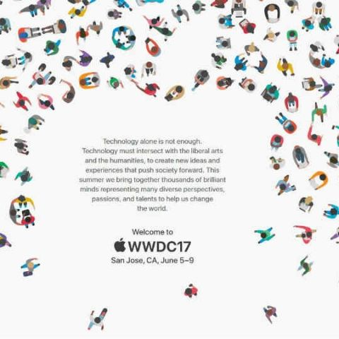 Apple announces WWDC 2017 keynote for June 5