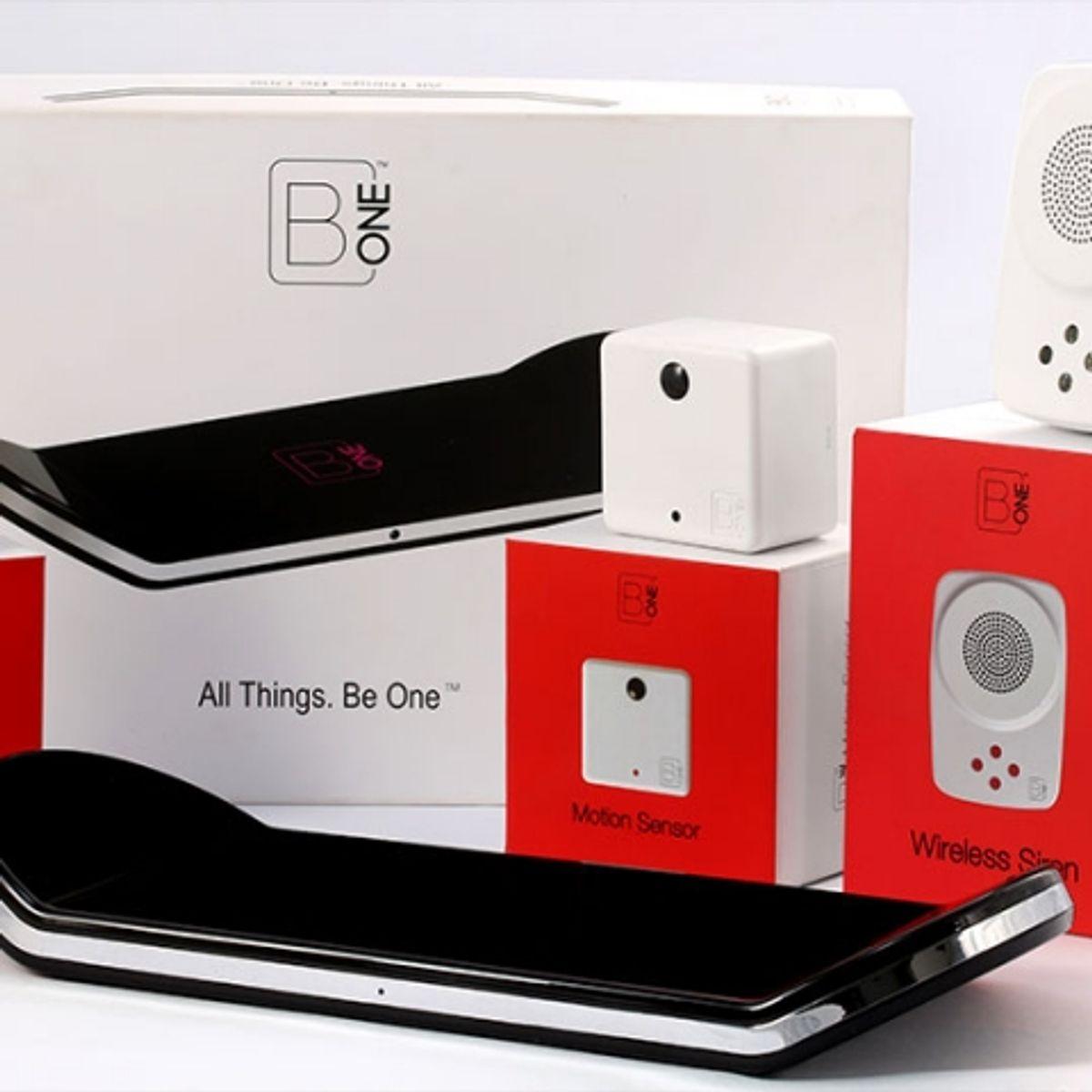 B One Hub, a smart home automation hub from Blaze Automation