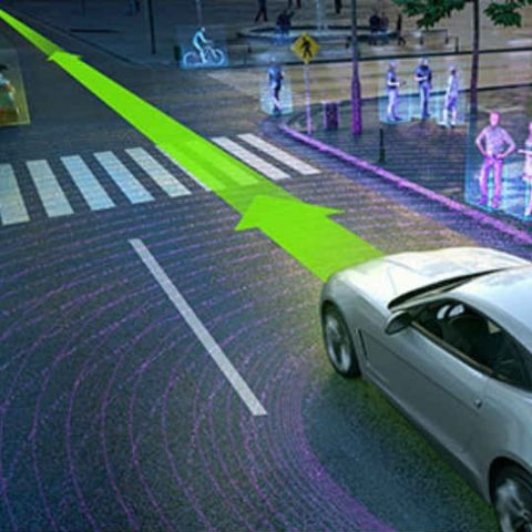 Toyota to use Nvidia's Drive PX technology for its autonomous cars