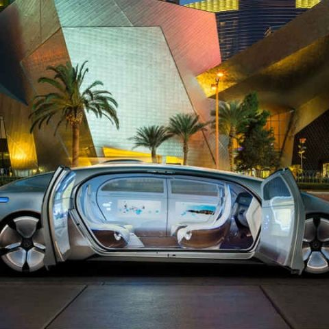 The five levels and complexities of autonomous driving