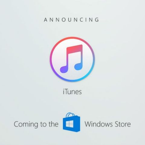Apple iTunes coming to Windows Store by the end of this year