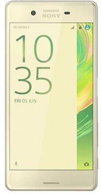 Sony Xperia X Dual SIM