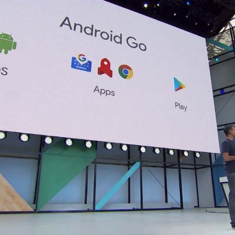 Android Go is a lightweight version of Android aimed at budget smartphones