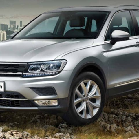 New Volkswagen Tiguan: First look at the technology inside