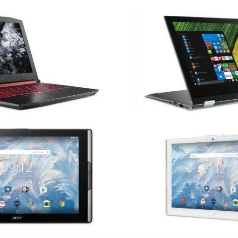 Acer is planning to launch a bunch of new devices at Computex 2017