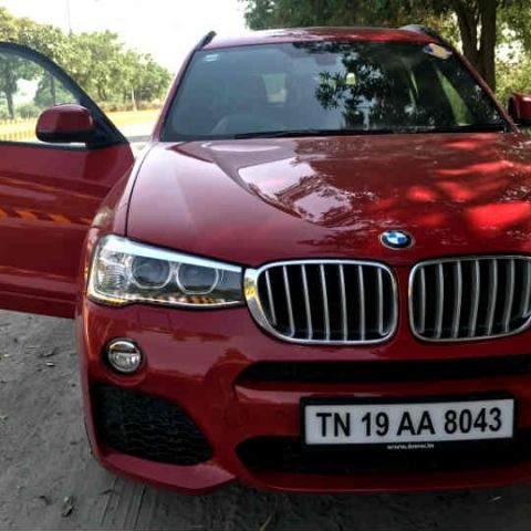 Bmw X3 Xdrive30d M Sport Review The Enthusiasts Suv