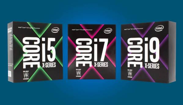 Intel unveils 18 core / 36 thread Core i9-7980XE and more Kabylake-X / Skylake-X X-Series Processors at COMPUTEX 2017