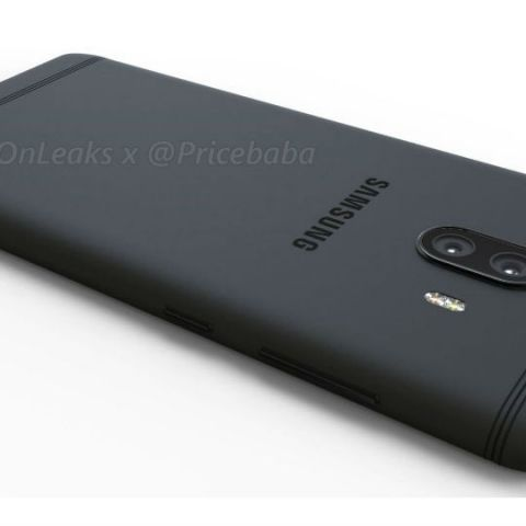 Samsung Galaxy C10 leaked renders show dual-rear camera setup, dedicated Bixby button