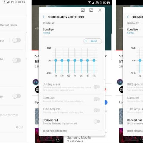 Samsung launches SoundAssistant app for Galaxy smartphones running Android Nougat