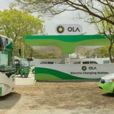 Olacabs, Mahindra partner to launch 200 electric taxis in Nagpur