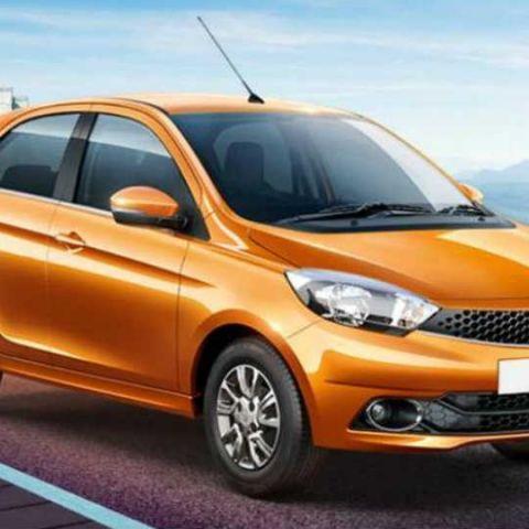 [UPDATED] Tata Motors working on all-electric Tata Tiago