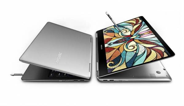 Samsung updates Notebook 9 Pro, now offers 360-degree hinge and S-Pen