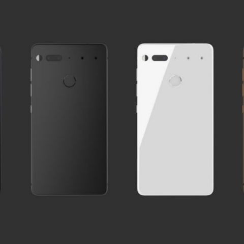 Essential Phone against competition: What's Andy Rubin's phone about?