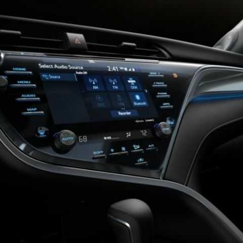 Toyota Entune 3.0 infotainment platform will have its own internet connection