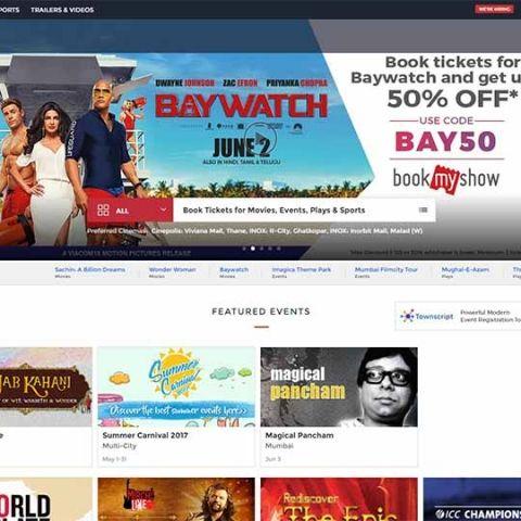 Progressive web apps on the rise - BookMyShow upgrades mobile website to PWA