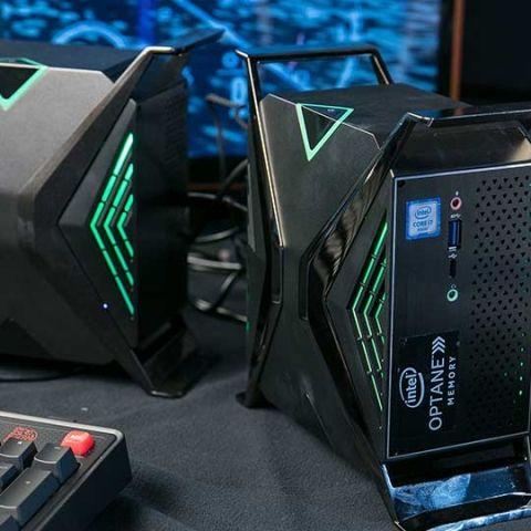 Weibu Launches X-Mini Gaming Box Featuring Intel® Technologies at Computex 2017