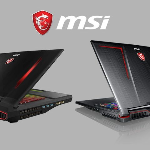 MSI launches three new gaming notebooks – GT75VR Titan, GE63VR/73VR Raider, and GS63VR/73VR Stealth Pro