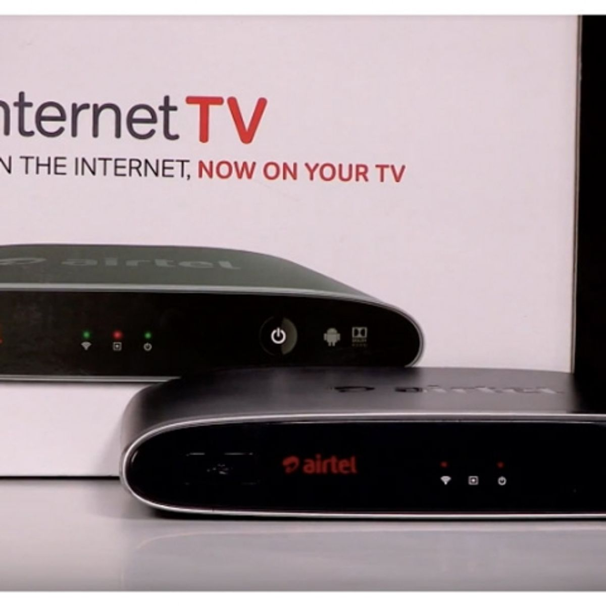 A Quick Look at the all-new Airtel Internet TV | Digit