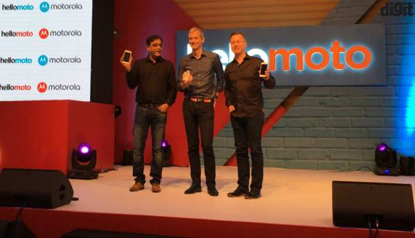 Motorola launches Moto Z2 Play for Rs. 27,999, brings five new Moto Mods