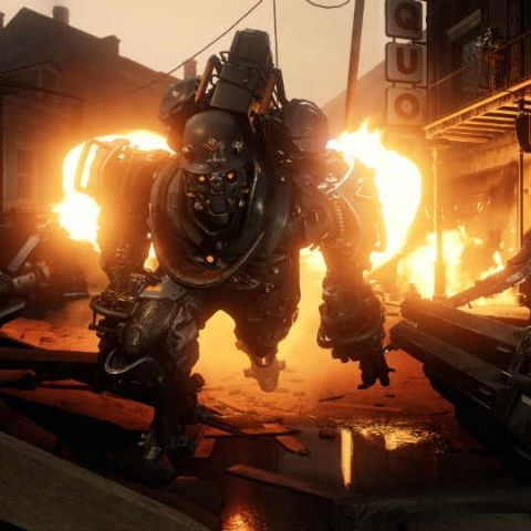 EA & Bethesda at E3 2017: NFS Payback, Anthem, The Evil Within 2, Wolfenstein 2 and more