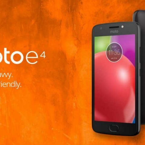 Moto E4, E4 Plus officially unveiled in the US