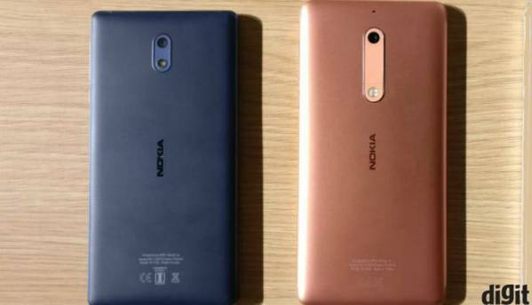 Nokia 5 and Nokia 6 to become available from mid-August in India: Report