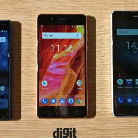 Vodafone offers additional 3G/4G data with Nokia 3, Nokia 5 and Nokia 6 smartphones